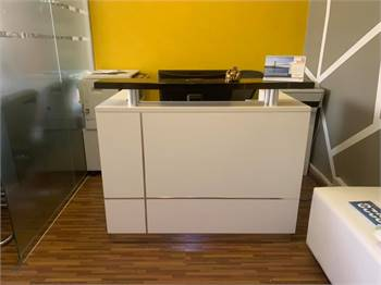 Front Office Desk Compact