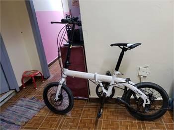 16inc folding bike
