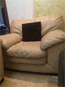 Original Leather Sofa