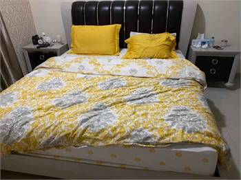 Luxury Bed Room For Sale Bed Seat And Cupbord