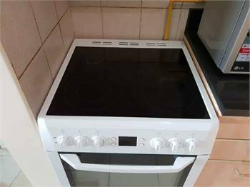 Cooker Brand Beko Ceramic Top Electric Oven For Sale Standard Size