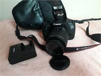 1200d Canon With Lens