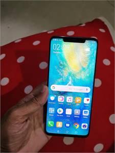 Huawei mate 20 Pro dual sim dot in display