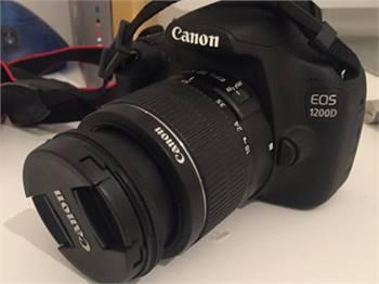 Canon 1200D new camera