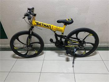"Bicycle 26"" Batman New"