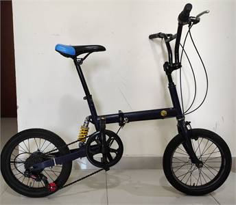 Japan folding cycle