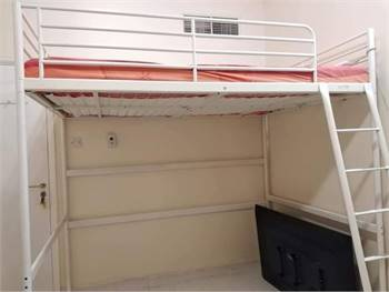 Ikea Double Loft Bed