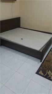 King Size Bed With Medicated Mattress
