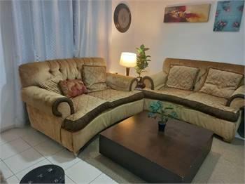 Home Center 4 Seater Sofa 2+2