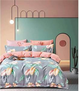 Pure Cotton King Size 6 Pcs Cover Set 150 Dhs Buy 2 Get Free Delivery