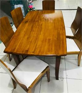 Dining Set 6 Chair For Selling
