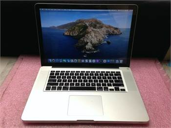 Apple Macbook Pro Core I7 500Gb 8Gb Ram - Good Condition With Bag And Charger
