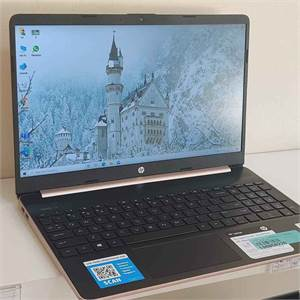 Hp Core I7 10Th Generation /15.6Inch Fhd/8Gb Ram 256Gb Ssd/Rose Gold Color