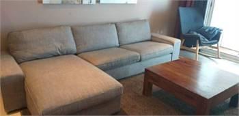 L shape Ikea sofa