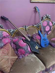 Project Bass Guitars
