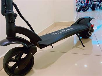 Wide Wheel electrionic scooter Available