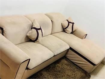 L Shape Home centre sofa