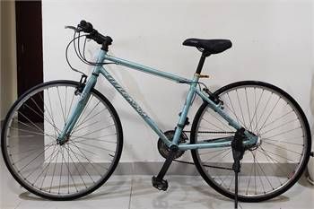 Bicycle Aluminum