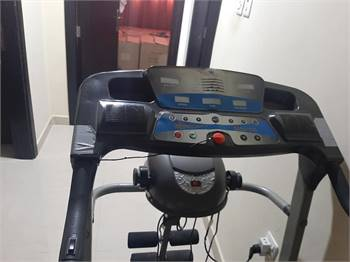 Trade Mill Machine And Exercise Cycle In Mirbah Fujairah