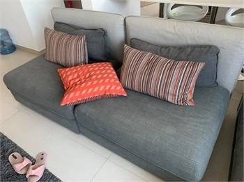 Two couches - perfect condition