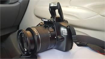Canon 1100d DSLR