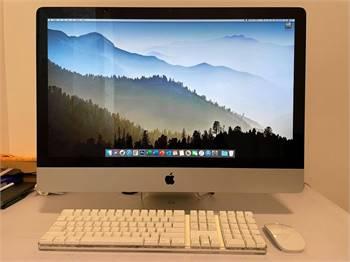 "Apple iMac 27"" 2009 core i5"