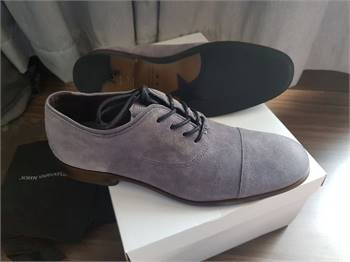 Us 9 / Eu 42 - John Varvatos Seagher Oxford Formal Shoes .