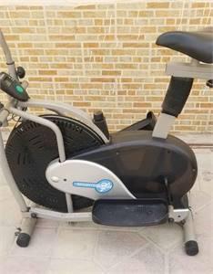 Sport Plus Elliptical Trainer
