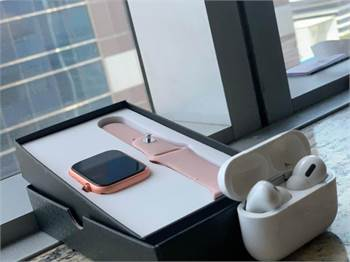 Smart Watches And Air Pods