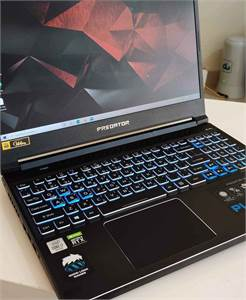 Acer Predator 10Th Gen Core I7/Rtx 2060 6Gb/ 1Tb Ssd/16Gb Ram/144Hz Display/Open Box