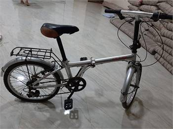 Aluminium Body Foldable Bike