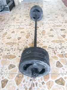 Gym plates