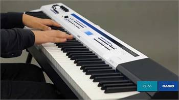 Casio px5s digital piano keyboard 88 Weighted keys scaled Hammer Action Piano Stage Pro