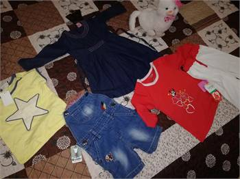 Brand new girl clothes