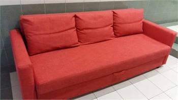 IKEA Sofa Bed With Spacious Storage