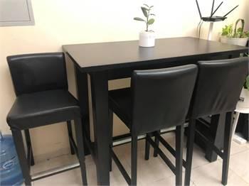 Bar Table & Bar Chair