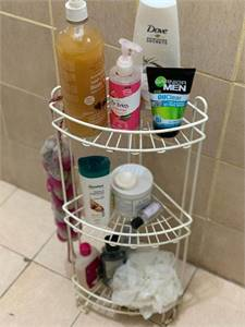 Bathroom stand