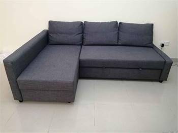 Ikea L Shape Sofa Bed For Sale 1