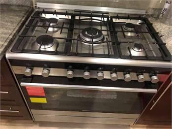 Siemens Latest Italian Gas Cooker 90Cm