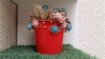 Decorations Potpourri Pots