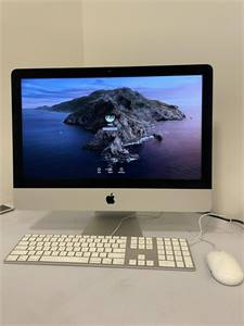 Apple Imac 2013 Slimmer Core I5 Fixed Price