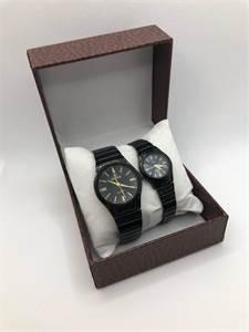 Waterproof Couple Watch