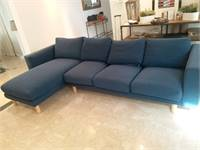 Ikea Norsborg L Shape Sofa