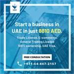 Start a business in UAE - #0544472157