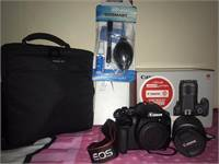 Canon 4000D Brand new rarely used
