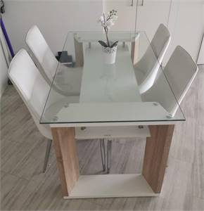 Dining Set 4 seater exclusive