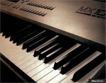 Beautiful AKAI MX-1000 - Excellent Keyboard