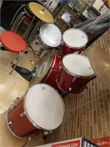 Drums Acoustic