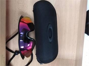 Police shades and oakley for cheap price never been used