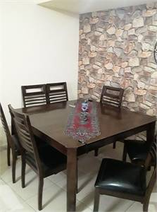 Dining Table With 8 Chairs